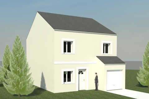 Construction maison traditionnelle 93 77
