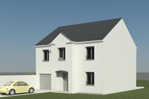 Construction maison neuve 93 77 60 95 i prix maison neuve for Prix construction maison neuve