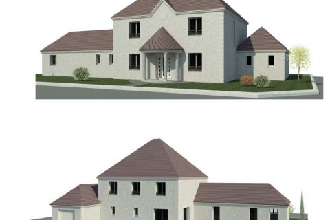 Constructeur de maison individuelle 93 77 60 95 for Constructeur maison architecte