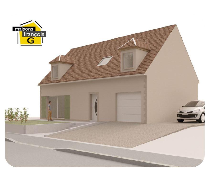 Construction maison traditionnelle 93 - Prix construction maison : 145 000