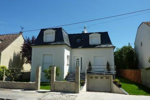 Construction maison Mansart neuve 93 – Tremblay en France